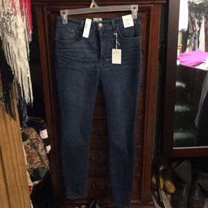 NWT J. Crew Curvy Toothpick Jeans